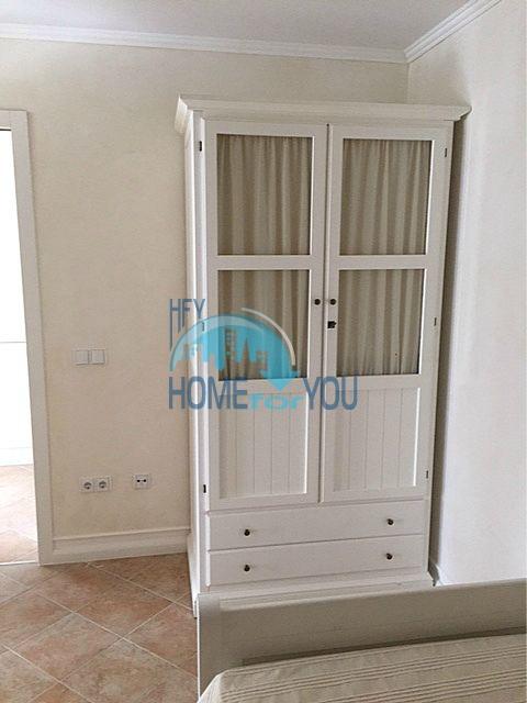 Меблированная трехкомнатная квартира на первой линии в Оазис Резорт & Спа, с.Лозенец 6