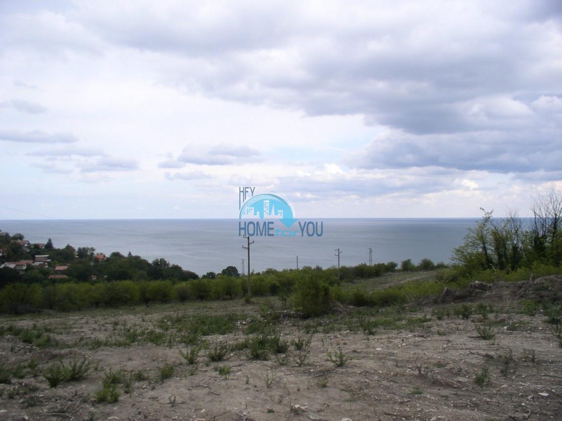 Балчик/ Албена, земельный урбанизованный участок 3000 кв.м, 600м от пляжа