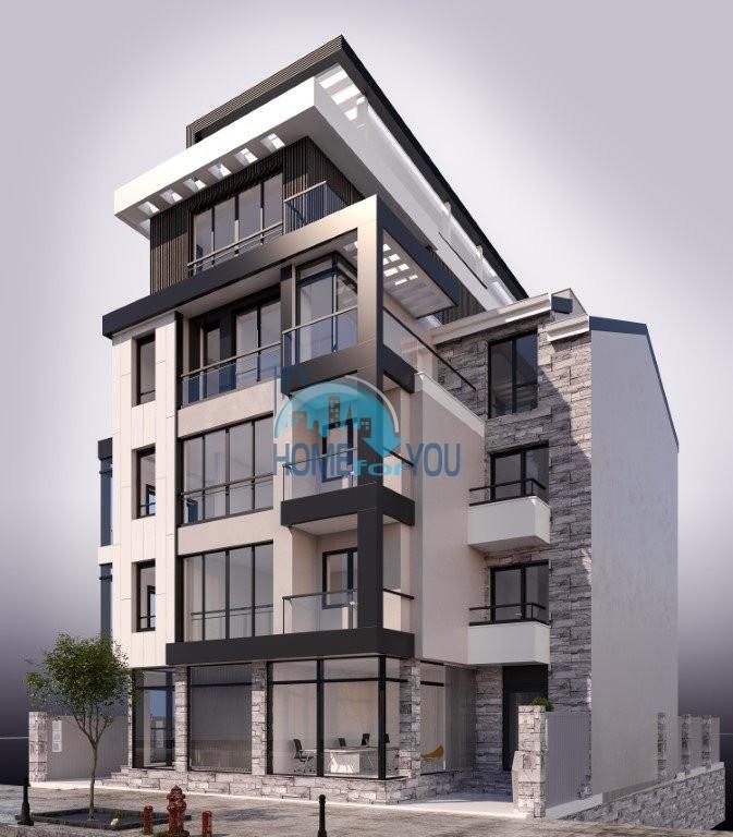 Варна, апартаменты в центре. Новые и удобные квартиры для постоянного проживания в крупном городе