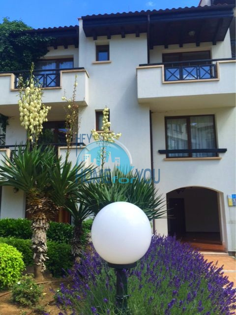 Трехкомнатная квартира у моря в курорте Лозенец 8