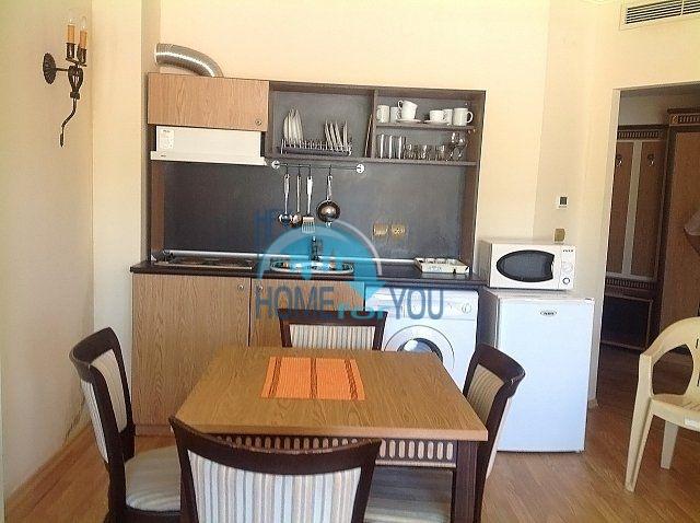 Двухкомнатная квартира с прекрасным видом на море в Элените недорого 13