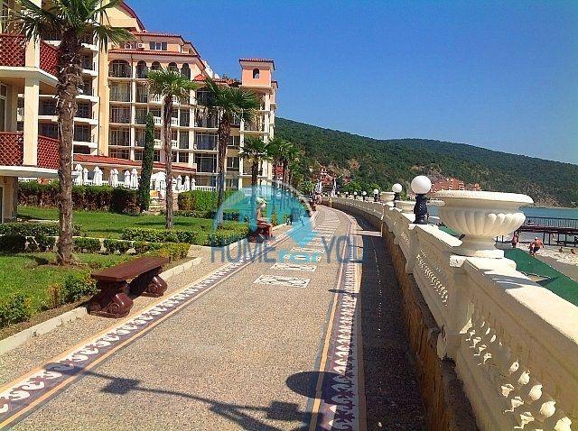 Двухкомнатная квартира с прекрасным видом на море в Элените недорого 15