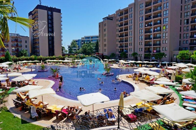Двухкомнатная квартира в лучшем комплексе курорта - Роял Бийч Барселло