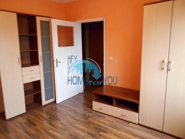 Двухкомнатная квартира в жилом квартале Славейков в городе Бургас