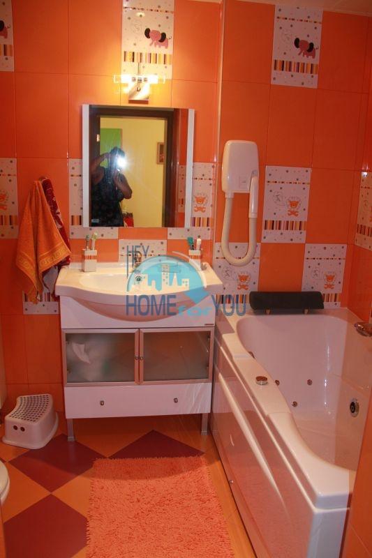 Елените - трехкомнатная квартира на первой линии с видом на море 10