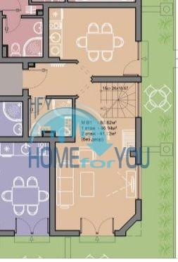Элитный таунхаус с тремя спальнями в комплексе Венера Палас 11