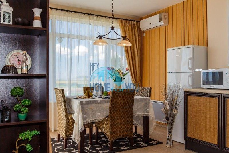 Фешенебельный дом с качественной отделкой у моря в курортном поселке Кошарица 13