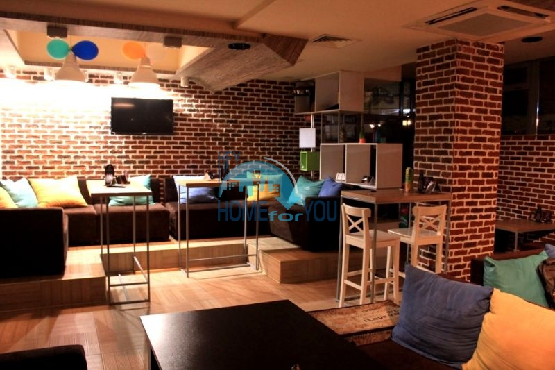 Готовый бар на продажу в элитном квартале Лазур, город Бургас