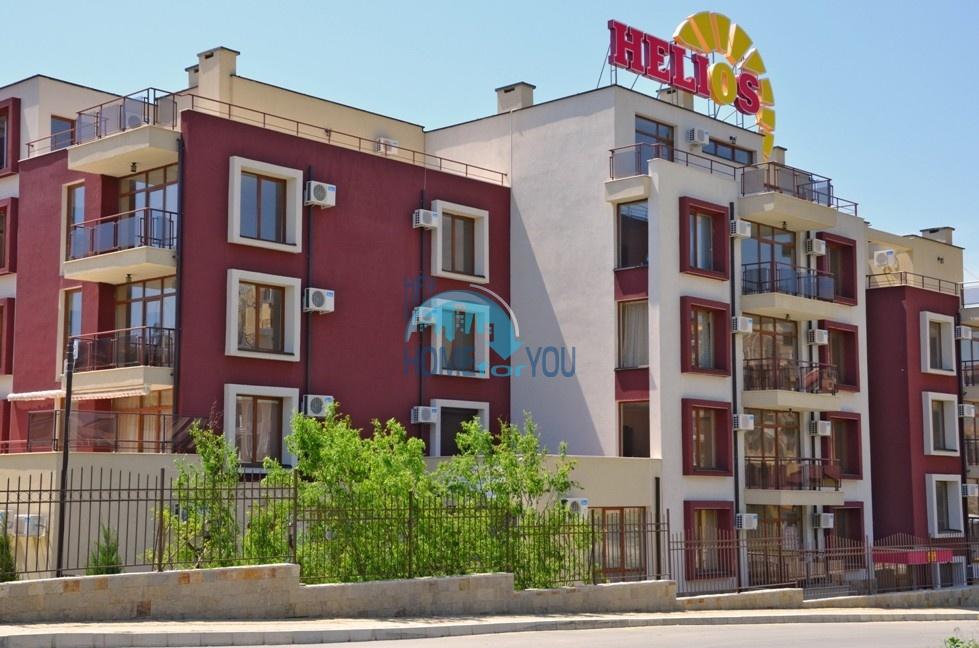 Helios уникальный комплекс вблизи морского побережья в одном из самых замечательных курортов Болгарии