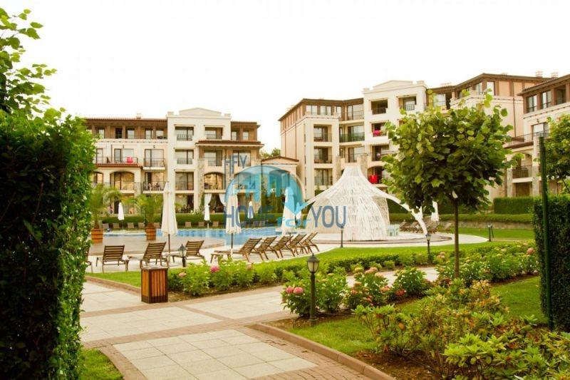 Меблированная квартира в элитном комплексе на первой линии в Созополе по выгодной цене 4