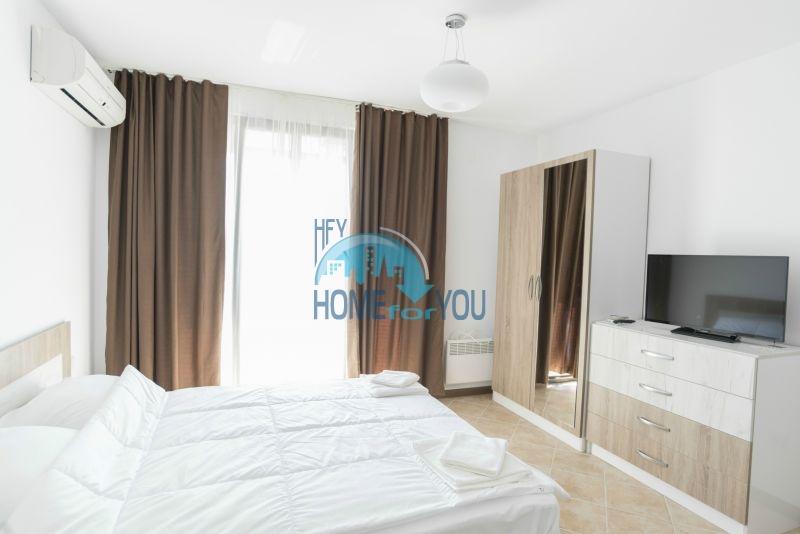 Меблированная квартира на море в Оазис Резорт и Спа, Лозенец 5