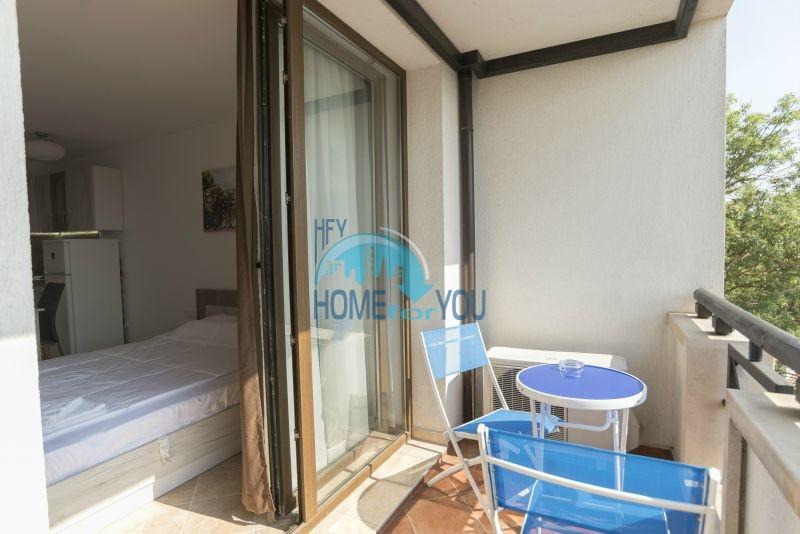 Меблированная квартира на море в Оазис Резорт и Спа, Лозенец 8