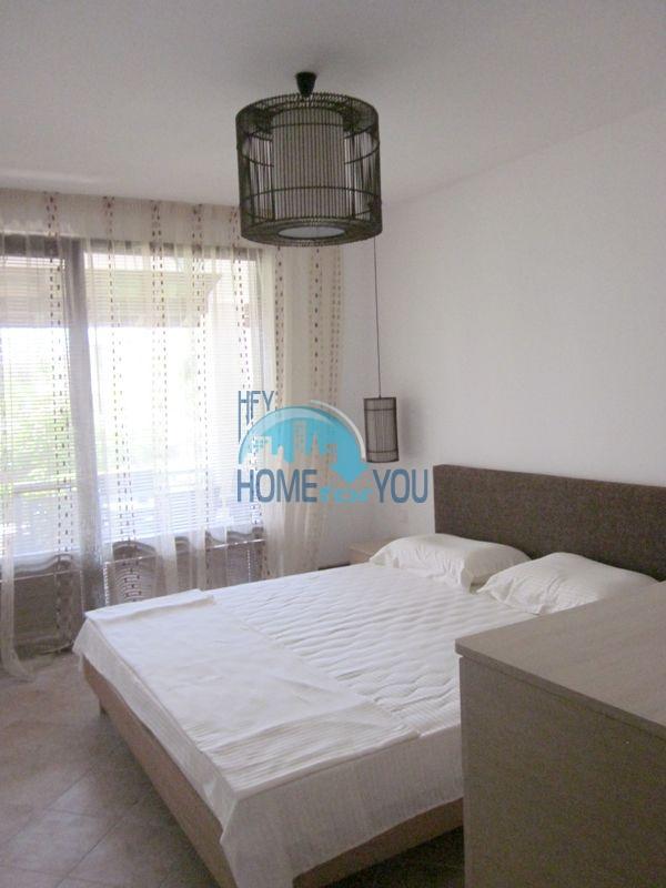 Меблированная квартира у моря в комплексе Оазис 3