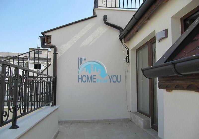 Многокомнатная квартира в Лазуре с видом на море, город Бургас 6