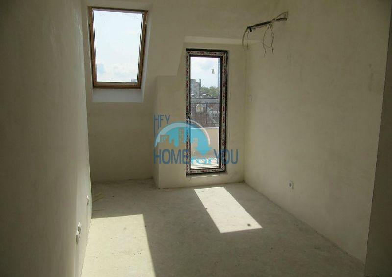 Многокомнатная квартира в Лазуре с видом на море, город Бургас 10