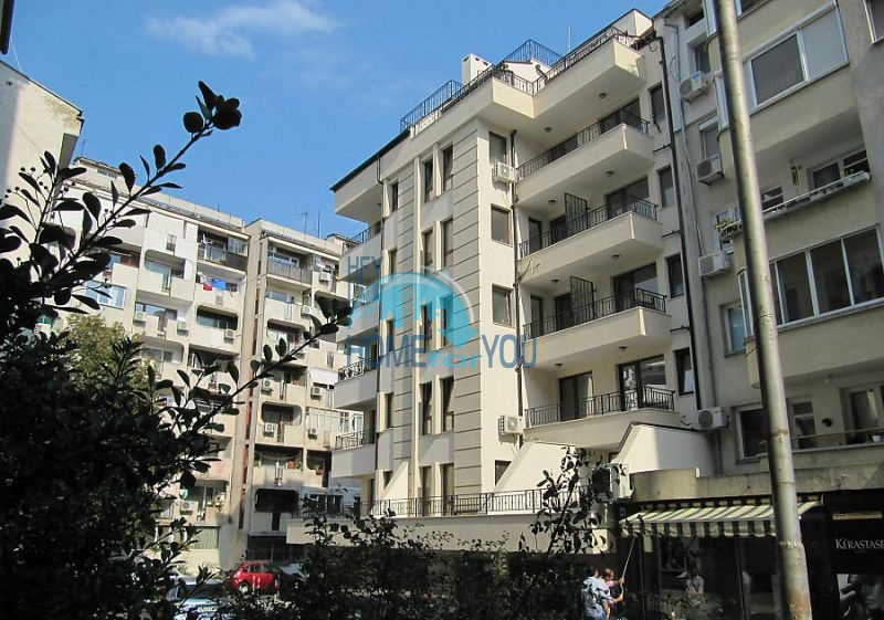 Многокомнатная квартира в Лазуре с видом на море, город Бургас 14