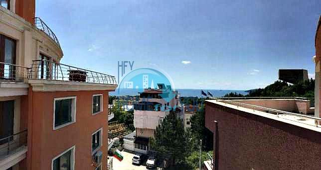 Новая  двухкомнатная квартира в городе Варан, кв. Бриз с видом на море для ПМЖ 3