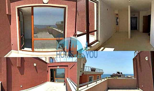 Новая  двухкомнатная квартира в городе Варан, кв. Бриз с видом на море для ПМЖ 6