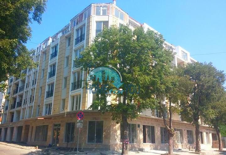 Новая двухкомнатная квартира в центральной части города Бургас, квартал Вызраждане