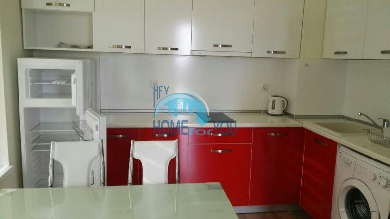 Новая двухкомнатная квартира в комплексе в городе Бяла 2