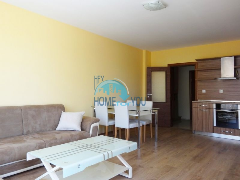 Новая трехкомнатная квартира с мебелью в Святом Власе 2