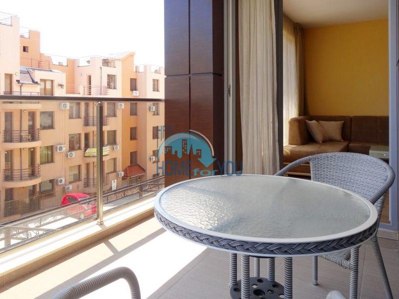 Новая трехкомнатная квартира с мебелью в Святом Власе 7