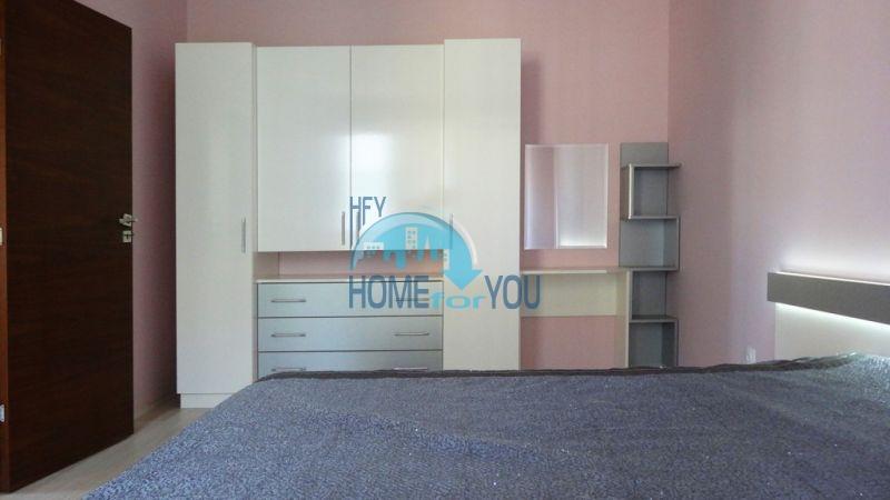 Новая трехкомнатная квартира с мебелью в Святом Власе 19