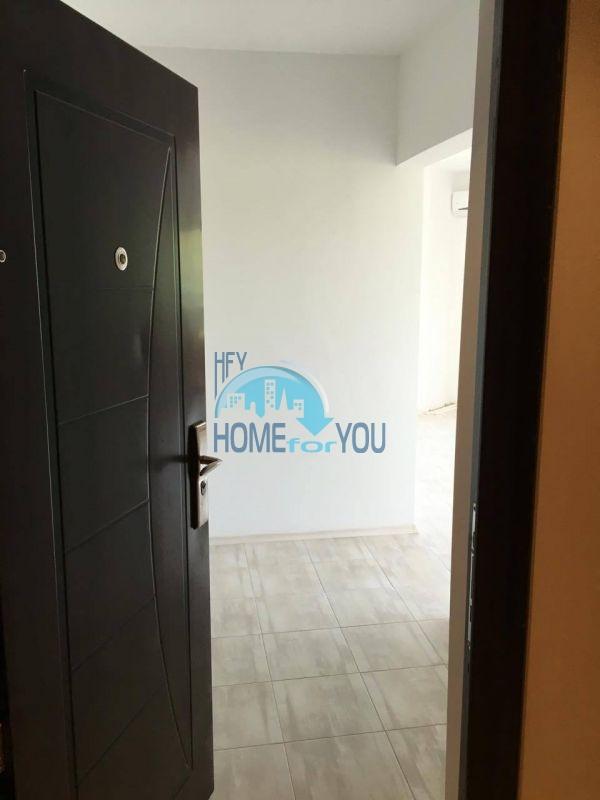 Новая трехкомнатная квартира с видом на море в комплексе Лили Бийч Ризорт, Созополь 5