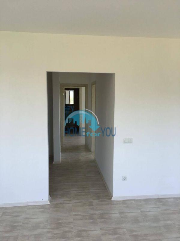 Новая трехкомнатная квартира с видом на море в комплексе Лили Бийч Ризорт, Созополь 7