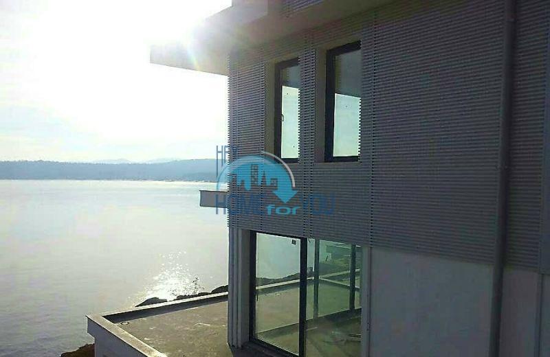Новые квартиры с видом на море в Созополе, пляж Каваци 2