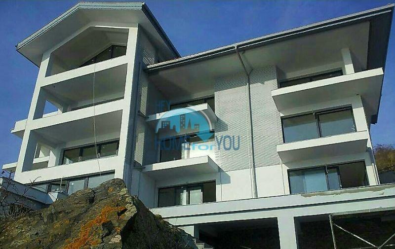Новые квартиры с видом на море в Созополе, пляж Каваци 3