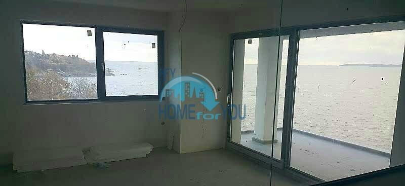 Новые квартиры с видом на море в Созополе, пляж Каваци 5
