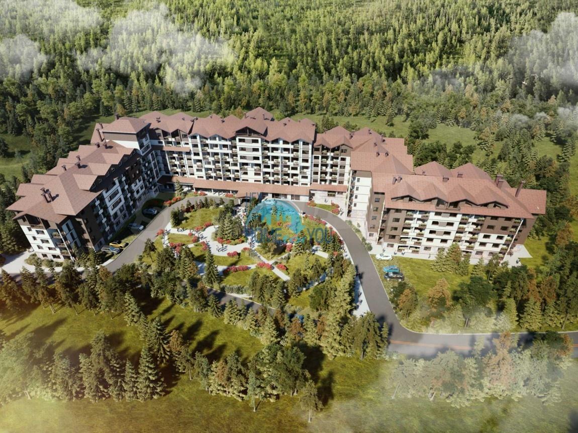 Боровец Гарденс 2 - апартаменты в новом комплексе на зимнем курорте Боровец