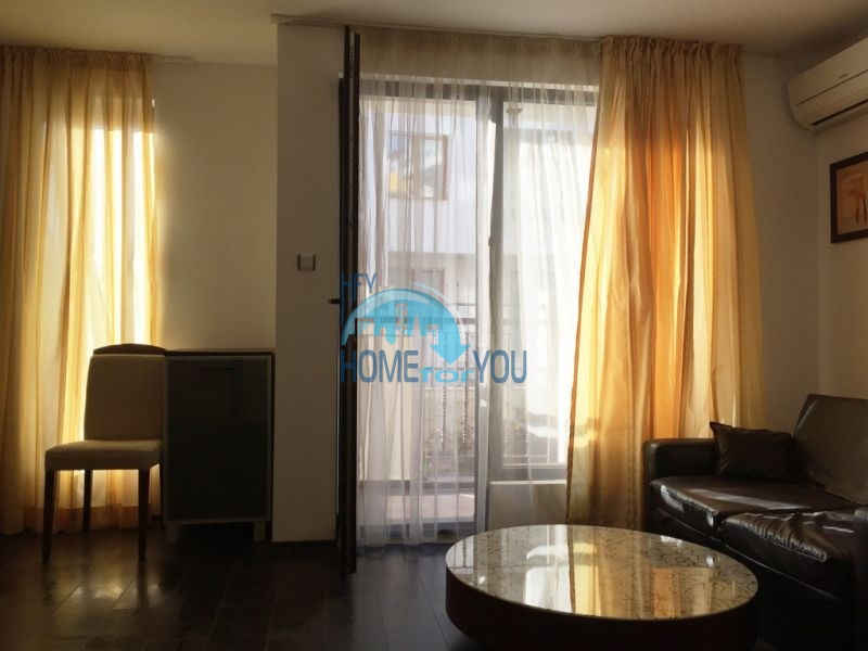 Очень уютная двухкомнатная квартира на курорте Святой Влас 3
