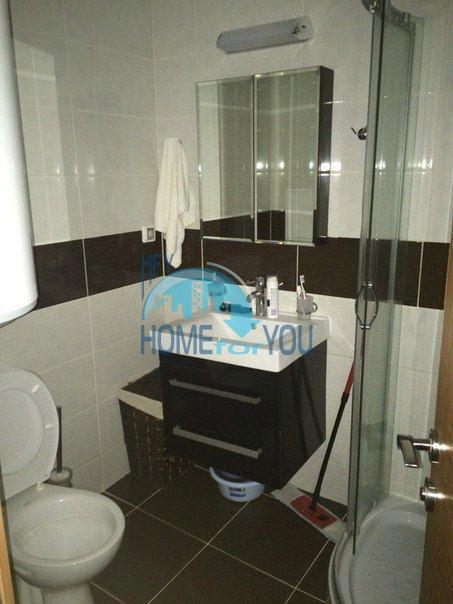 Очень уютная двухкомнатная квартира в Несебре 5