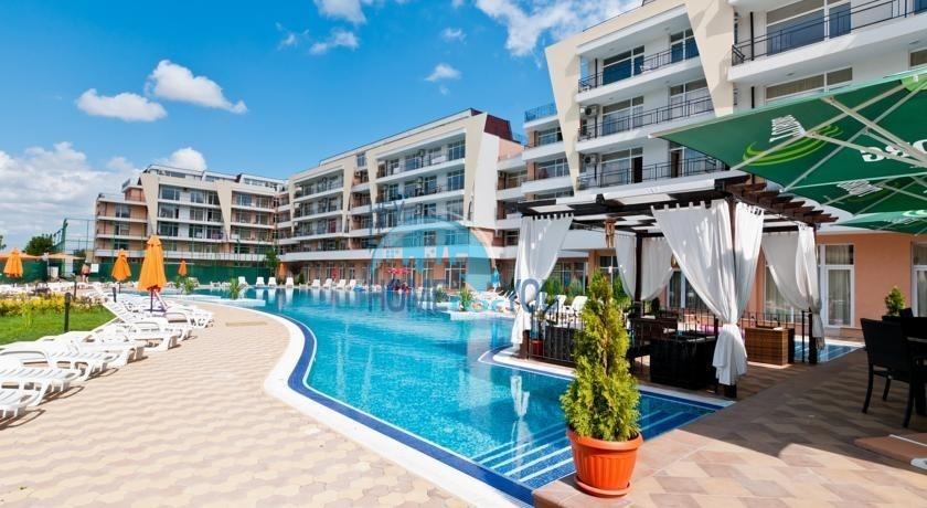 Отличная цена на новую двухкомнатную квартиру в комплексе Grand Kamelia, курорт Солнечный Берег   29990