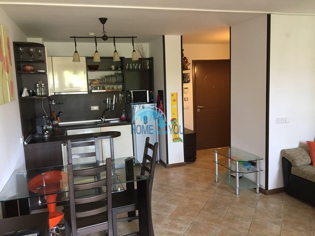 Прекрасный двухкомнатный апартамент на первой линии моря по выгодной цене в элитном комплексе Oasis Resort And Spa 7