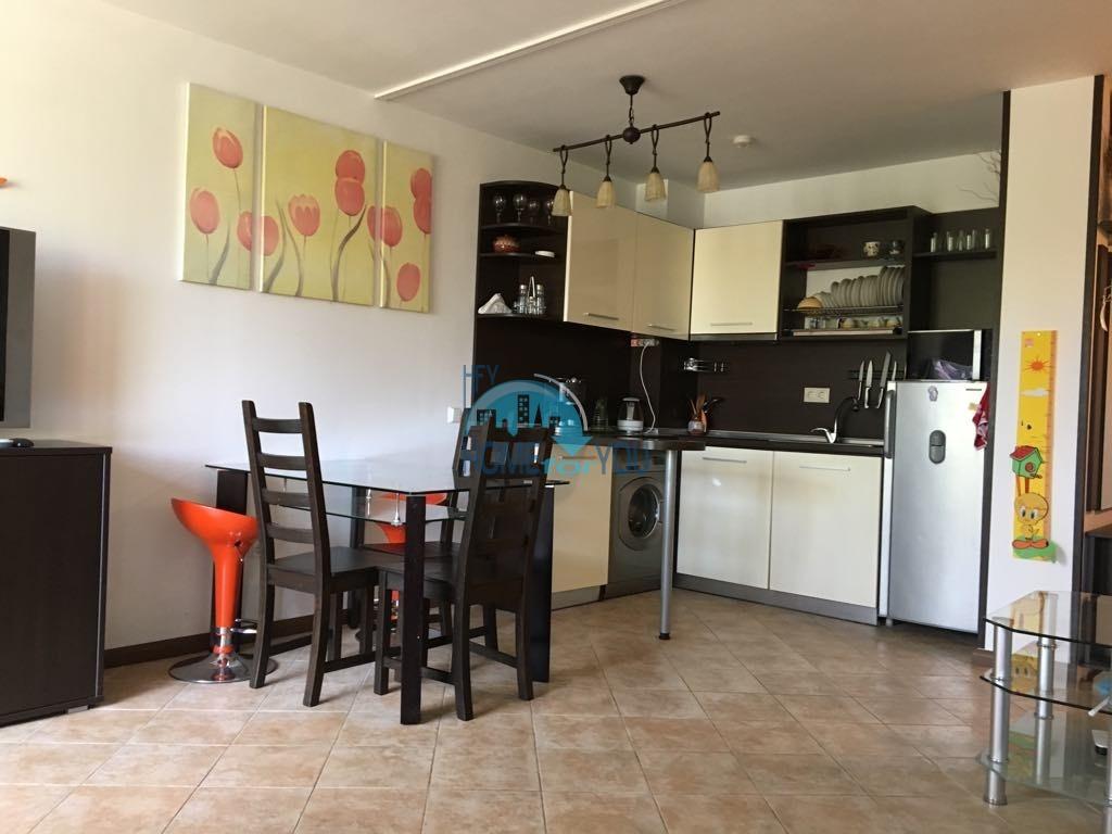 Прекрасный двухкомнатный апартамент на первой линии моря по выгодной цене в элитном комплексе Oasis Resort And Spa 8