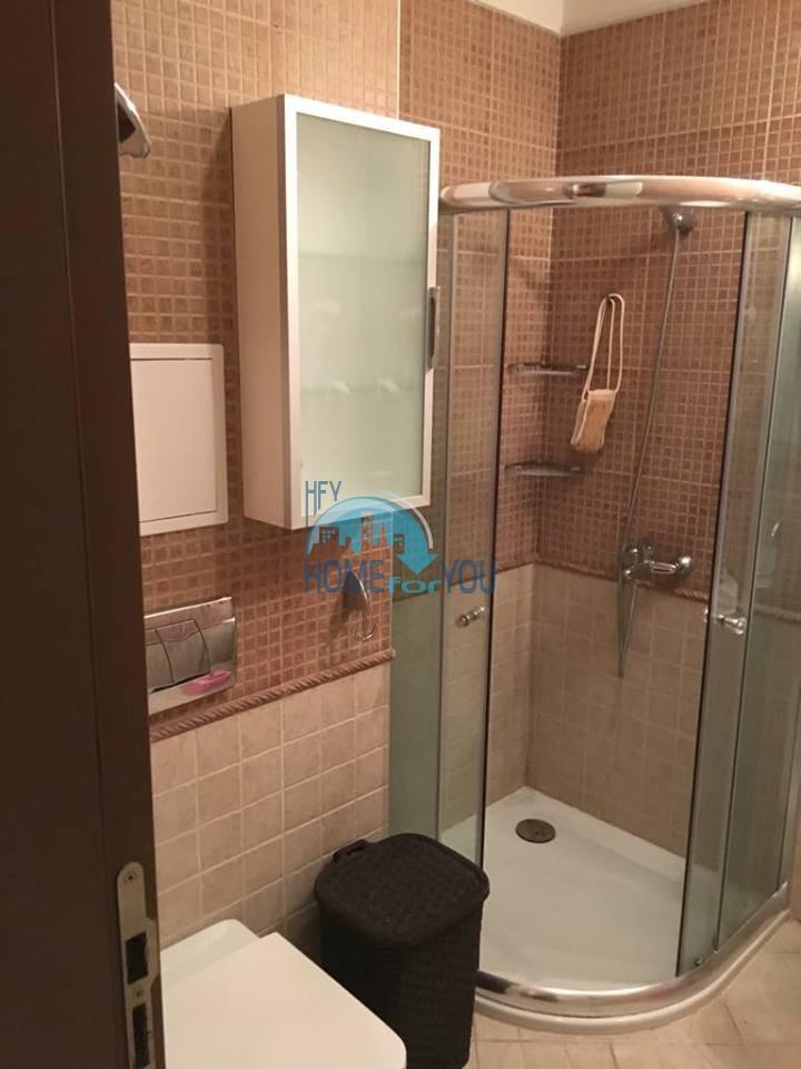 Прекрасный двухкомнатный апартамент на первой линии моря по выгодной цене в элитном комплексе Oasis Resort And Spa 16