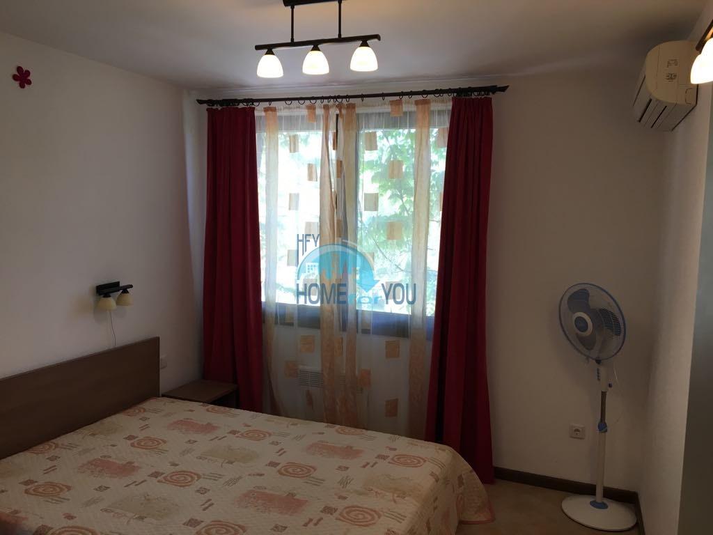 Прекрасный двухкомнатный апартамент на первой линии моря по выгодной цене в элитном комплексе Oasis Resort And Spa 18