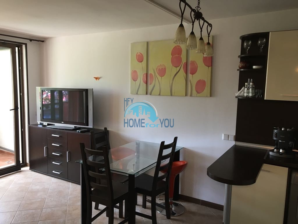Прекрасный двухкомнатный апартамент на первой линии моря по выгодной цене в элитном комплексе Oasis Resort And Spa 12