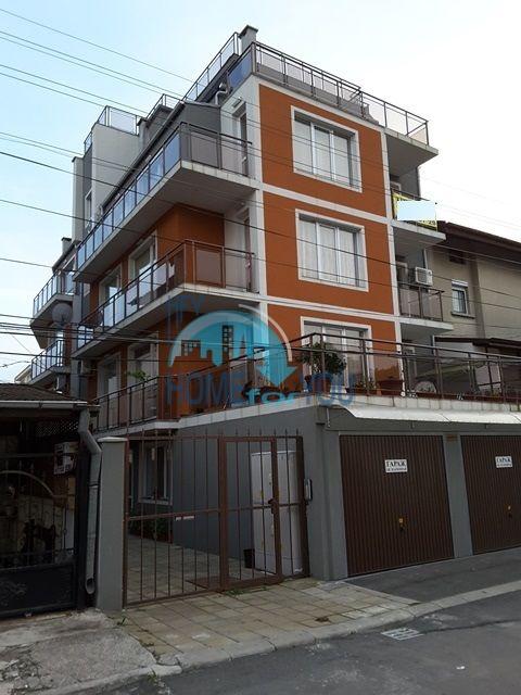 Прекрасная инвестиция в трехкомнатную большую квартиру с панорамным видом в Сарафово
