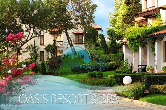 Прекрасный четырехкомнатный апартамент с видом на море в элитном Оазис Резорт и Спа