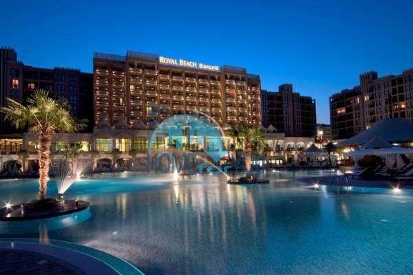 Продается просторная двухкомнатная квартира в курорте Солнечный берег в елитном комплексе Барсело