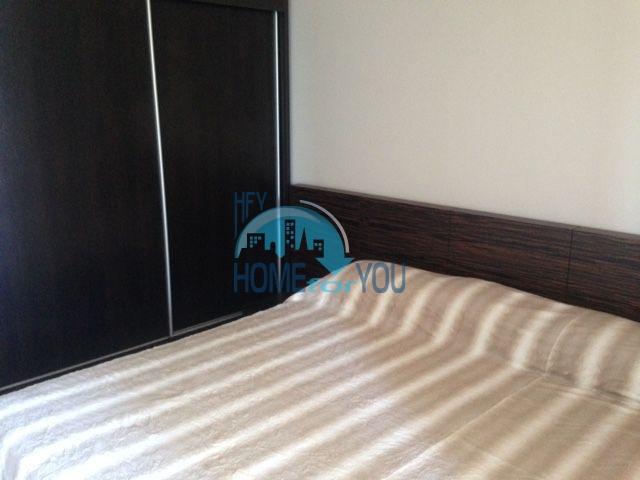 Продается двухкомнатная квартира с видом на море в Оазис Резорт и Спа, Лозенец 4