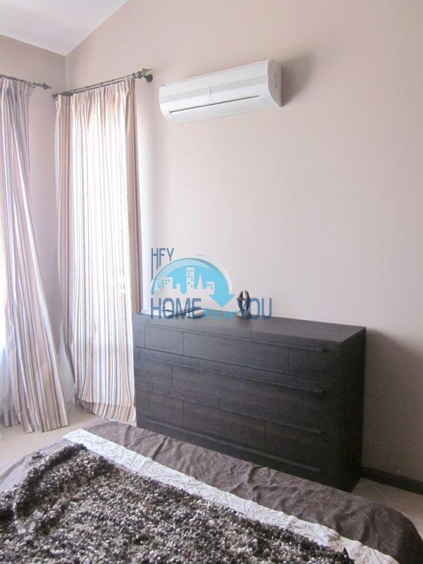 Элитная квартира у моря в комплекс Оазис, Лозенец 3