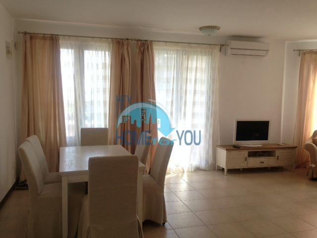 Элитная трехкомнатная квартира с прекрасным видом на море в шикарном Oasis Resort & Spa, Лозенец 2