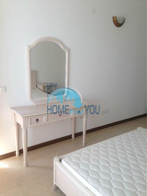 Элитная трехкомнатная квартира с прекрасным видом на море в шикарном Oasis Resort & Spa, Лозенец 3