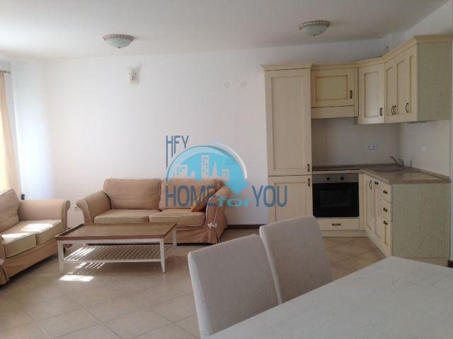 Элитная трехкомнатная квартира с прекрасным видом на море в шикарном Oasis Resort & Spa, Лозенец 5