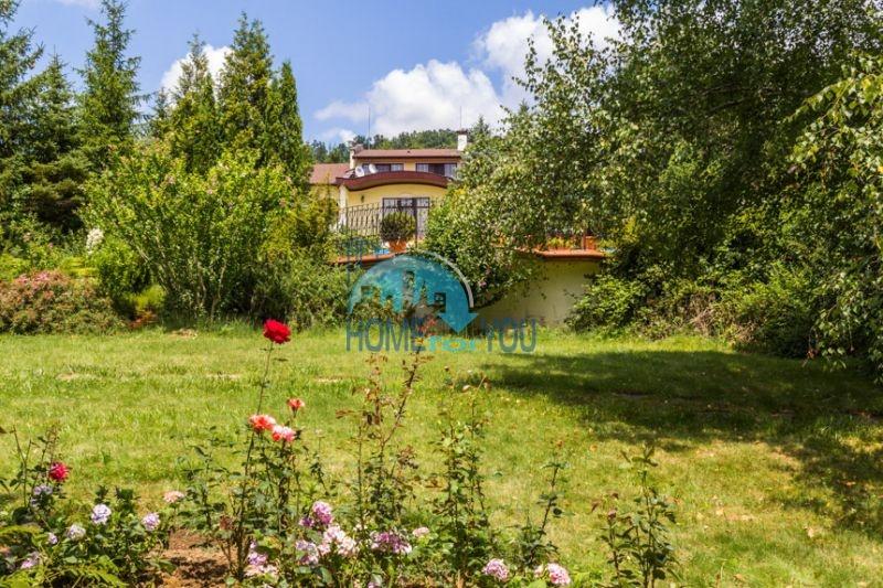 Роскошный трехэтажный дом у озера Сопот 3